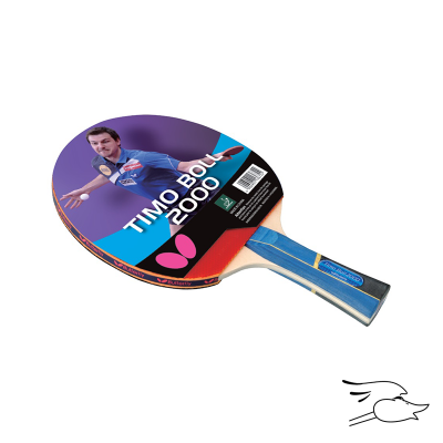 RAQUETA BUTTERFLY PING PONG TIMO BOLL 2000
