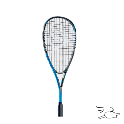RAQUETA DUNLOP SQUASH BLACKSTORM POWER 3.0