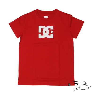 CAMISETA DC STAR BY KIDS  RED