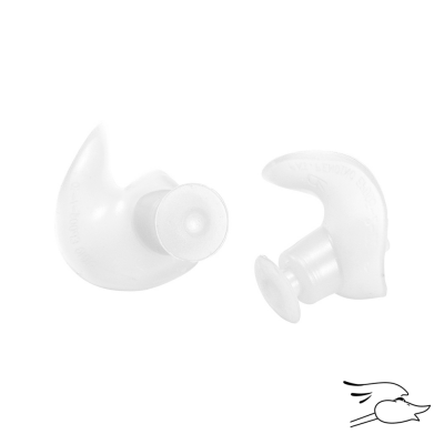 TAPAOIDOS LEADER ERGO EAR PLUGS SMALL CLEAR