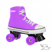 PATINES ROCES CHUCK CLASSIC PINK-WHITE
