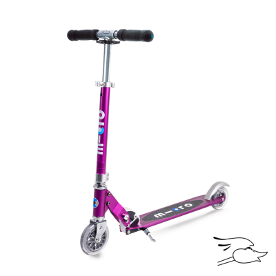 SCOOTER MICRO SPRITE METALLIC PURPLE
