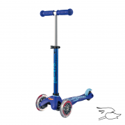 SCOOTER MICRO MINI DELUXE BLUE