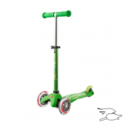 SCOOTER MICRO MINI DELUXE GREEN