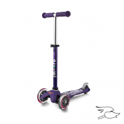 SCOOTER MICRO MINI DELUXE PURPLE