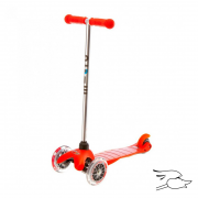 SCOOTER MICRO MINI ROJA