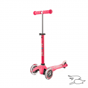 SCOOTER MICRO MINI DELUXE PINK