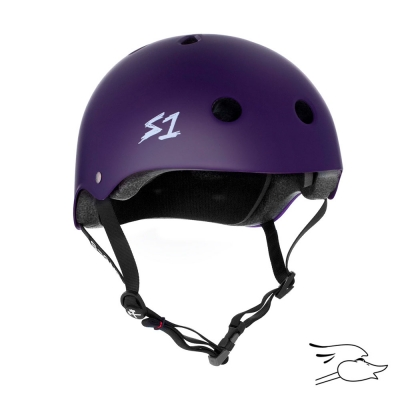 CASCO S-ONE MEGA LIFER PURPLE MATTE