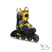 PATINES K2 RAIDER BOA GRAY-YELLOW