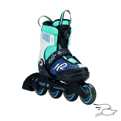 PATINES K2 MARLEE BOA BLUE-BLACK-WHITE