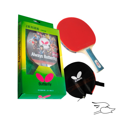 RAQ BUTTERFLY PING PONG BTY 201