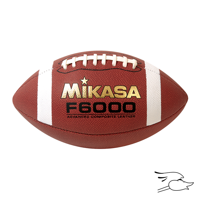 BALON MIKASA FOOTBALL LEATHER OFFICIAL F6000