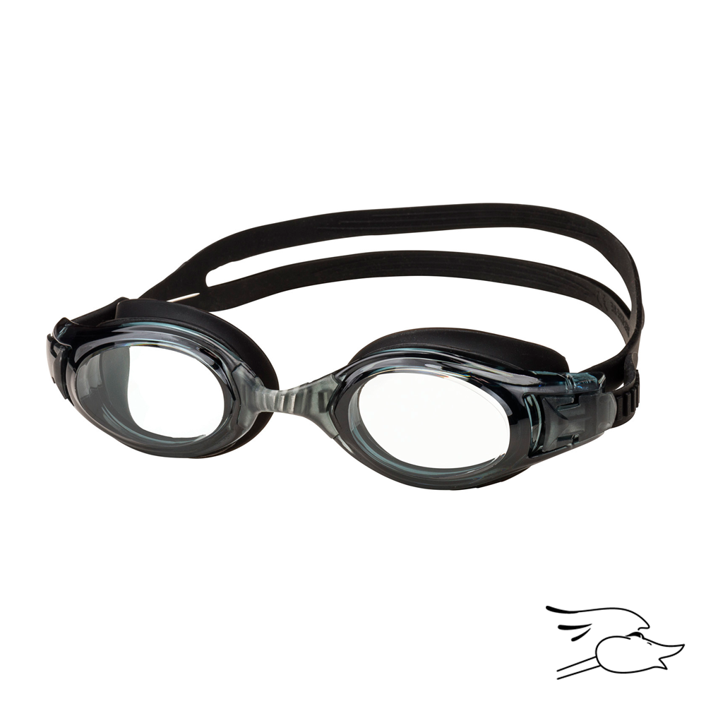 GAFA LEADER SURFER CLEAR-BLACK