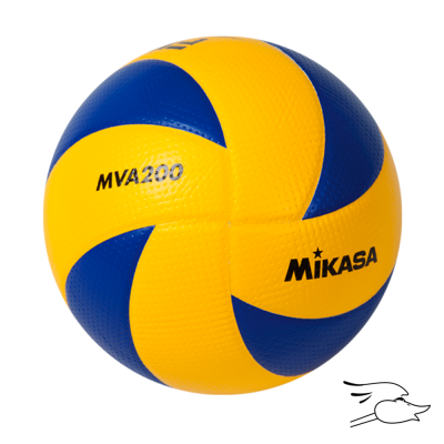 BALON VOLLEYBALL MIKASA EXCLUSIVE FIVB INDOOR MVA200