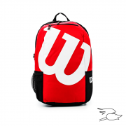 BACKPACK WILSON MATCH II BLACK-RED
