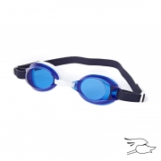 GAFA SPEEDO JET BLUE-BLACK