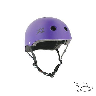 CASCO S-ONE LIFER PURPLE MATTE