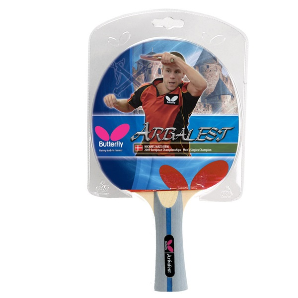 RAQUETA BUTTERFLY PING PONG ARBALEST