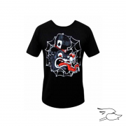 CAMISETA LOWBROW MENS WOLF