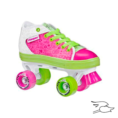 PATINES ROLLER DERBY ROLLER ZINGER GIRLS