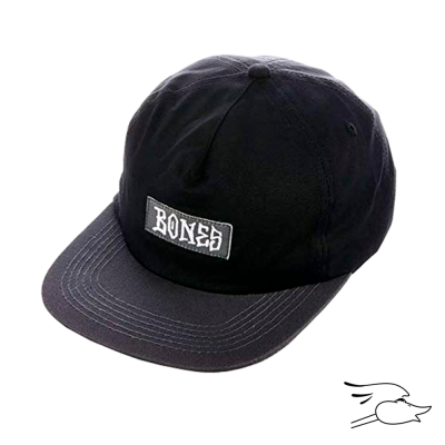 GORRA BONES SHADES BLACK-GREY