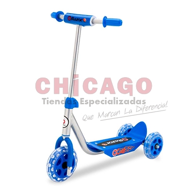 SCOOTER RAZOR JR LIL KICK BLUE