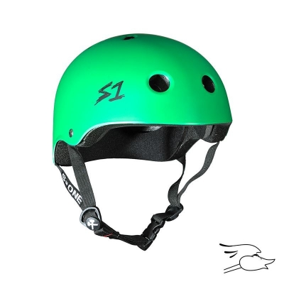 CASCO S-ONE LIFER KELLY GREEN MATTE