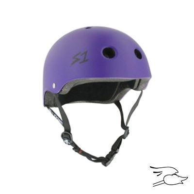 CASCO S-ONE MINI LIFER PURPLE MATE