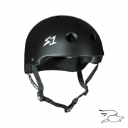 CASCO S-ONE LIFER BLACK MATTE
