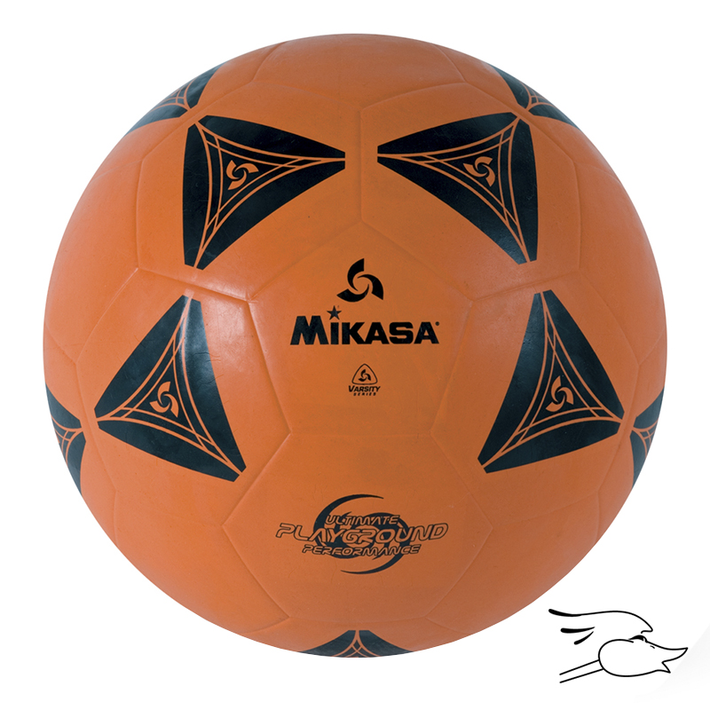 BALON MIKASA FUTBOL KICKBALL #5 ORANGE