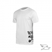 CAMISETA BONES HIPPER WHITE