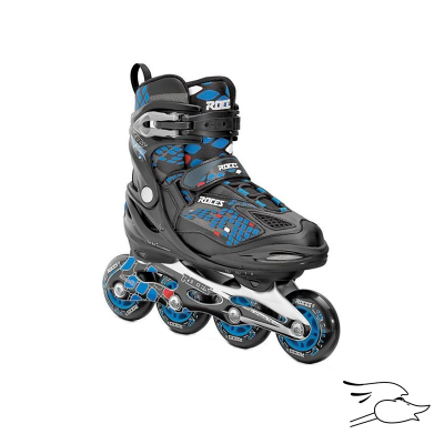 PATINES ROCES MOODY 4.0 BOYS BLACK-ASTRO BLUE