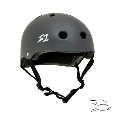 CASCO S-ONE LIFER DARK GREY MATE