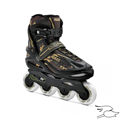 PATINES ROCES DODGE BLACK-CAMO