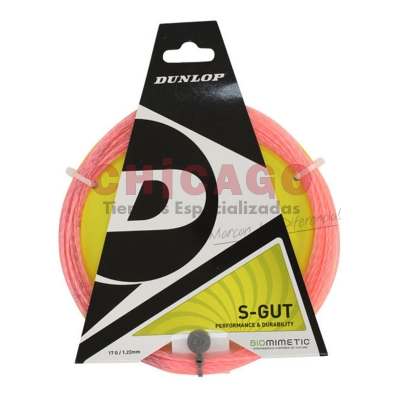ENCORDADO DUNLOP S-GUT 17G PINK