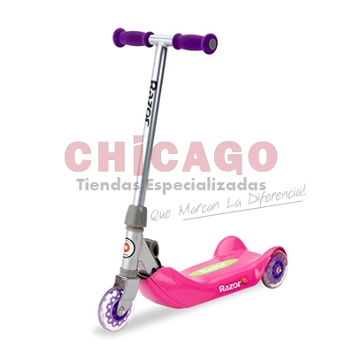 SCOOTER RAZOR FOLDING KIDDIE KICK