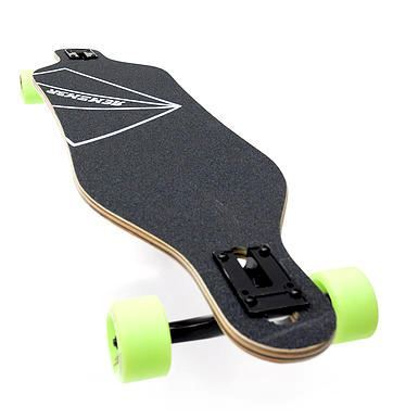 LONGBOARD REMEMBER PERSPECTIVE CAMBER 9.5X40