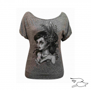 CAMISETA BLACK MARKET WOMENS WIND ...