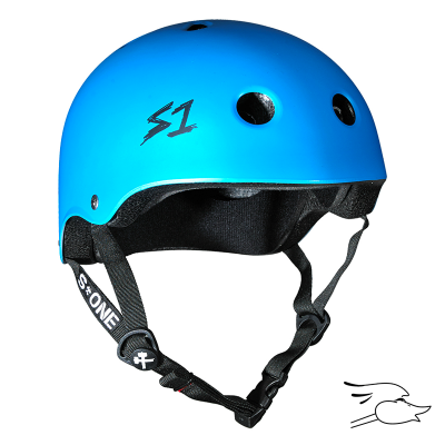 CASCO S-ONE LIFER CYAN MATTE