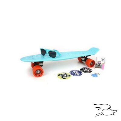 MONOPATIN STEREO CRUISER TIFF-BLACK-ORANGE