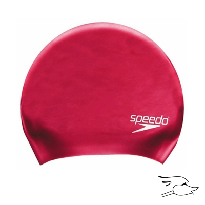 GORRO SPEEDO LONG HAIR BLACK