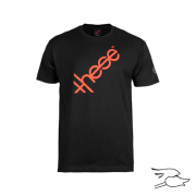 CAMISETA THESE LOGO BLACK