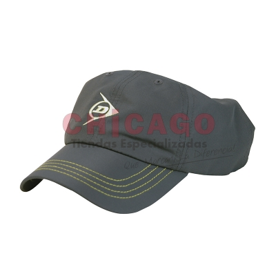 GORRA DUNLOP MATCH CAP GREY-YELLOW