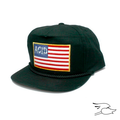GORRA ACID FLAG ASSORTED