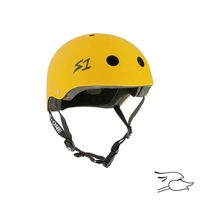 CASCO S-ONE LIFER YELLOW MATTE