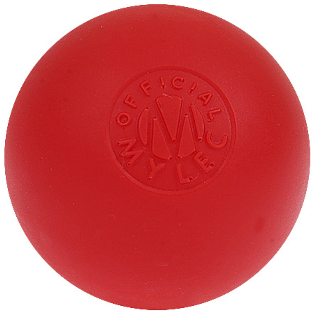 BOLA MYLEC HOCKEY HOT WEATHER RED
