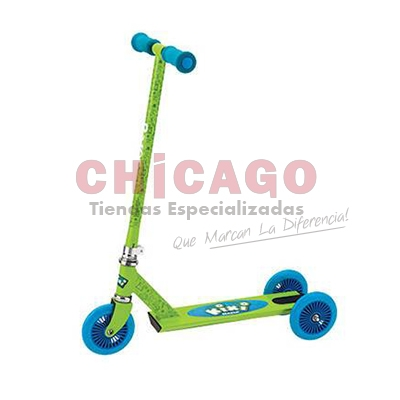 SCOOTER RAZOR KIXI MIXI BLUE / GREEN