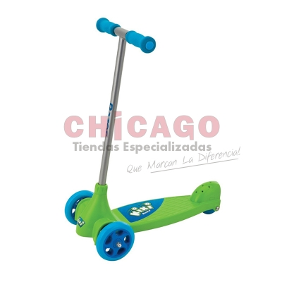 SCOOTER RAZOR KIXI - KIX BLUE / GREEN