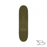 TABLA MINI LOGO QUARTERMASTER 8.0 ...