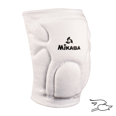 RODILLERAS MIKASA VOLLEYBALL ADVANCED COMPETITION WHITE JR